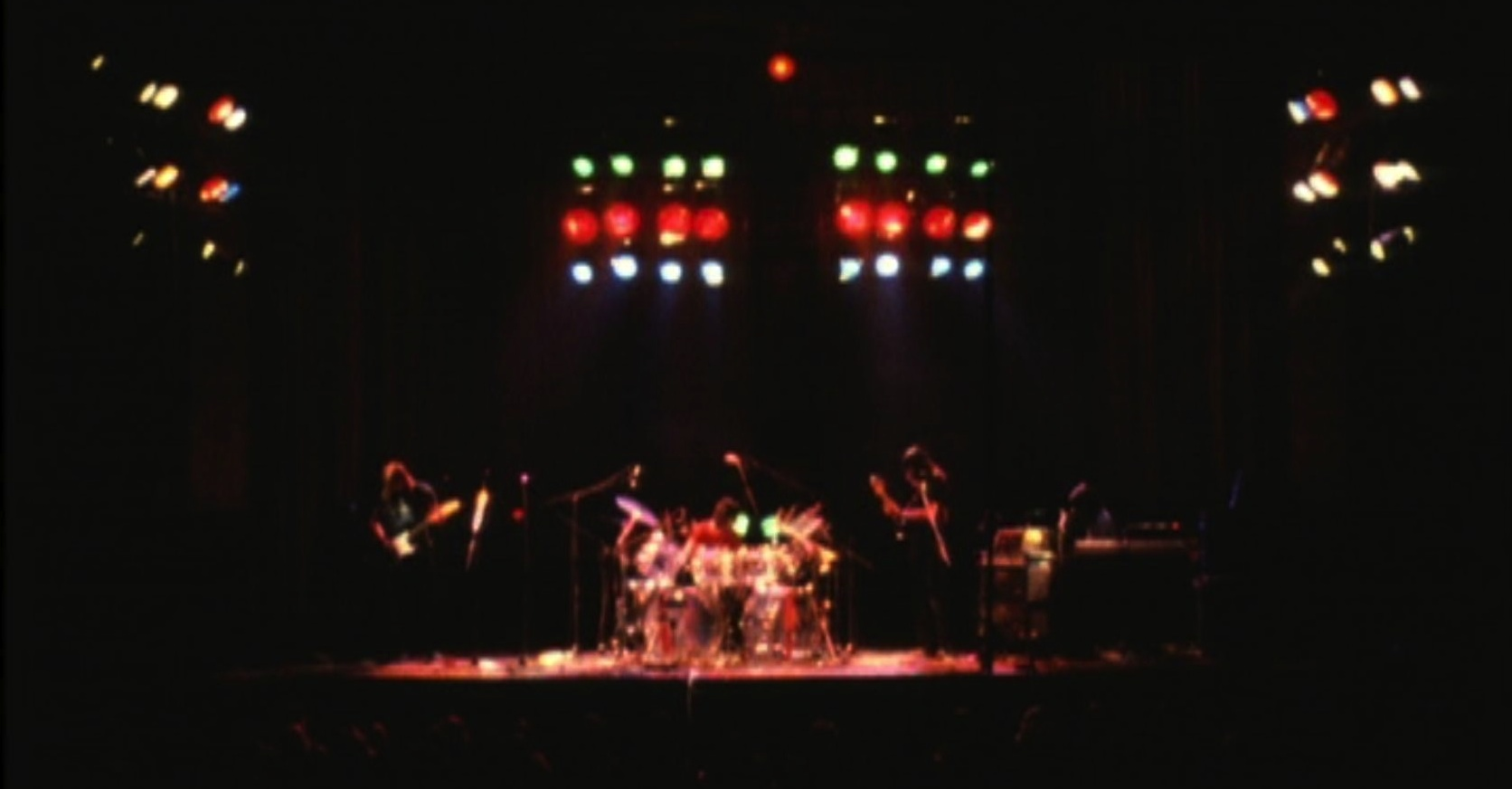 Brighton Dome Pink Floyd Dark Side 20Jan72